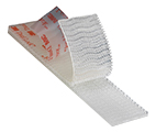 dual lock or velcro reclosable fastening system adhesive tape