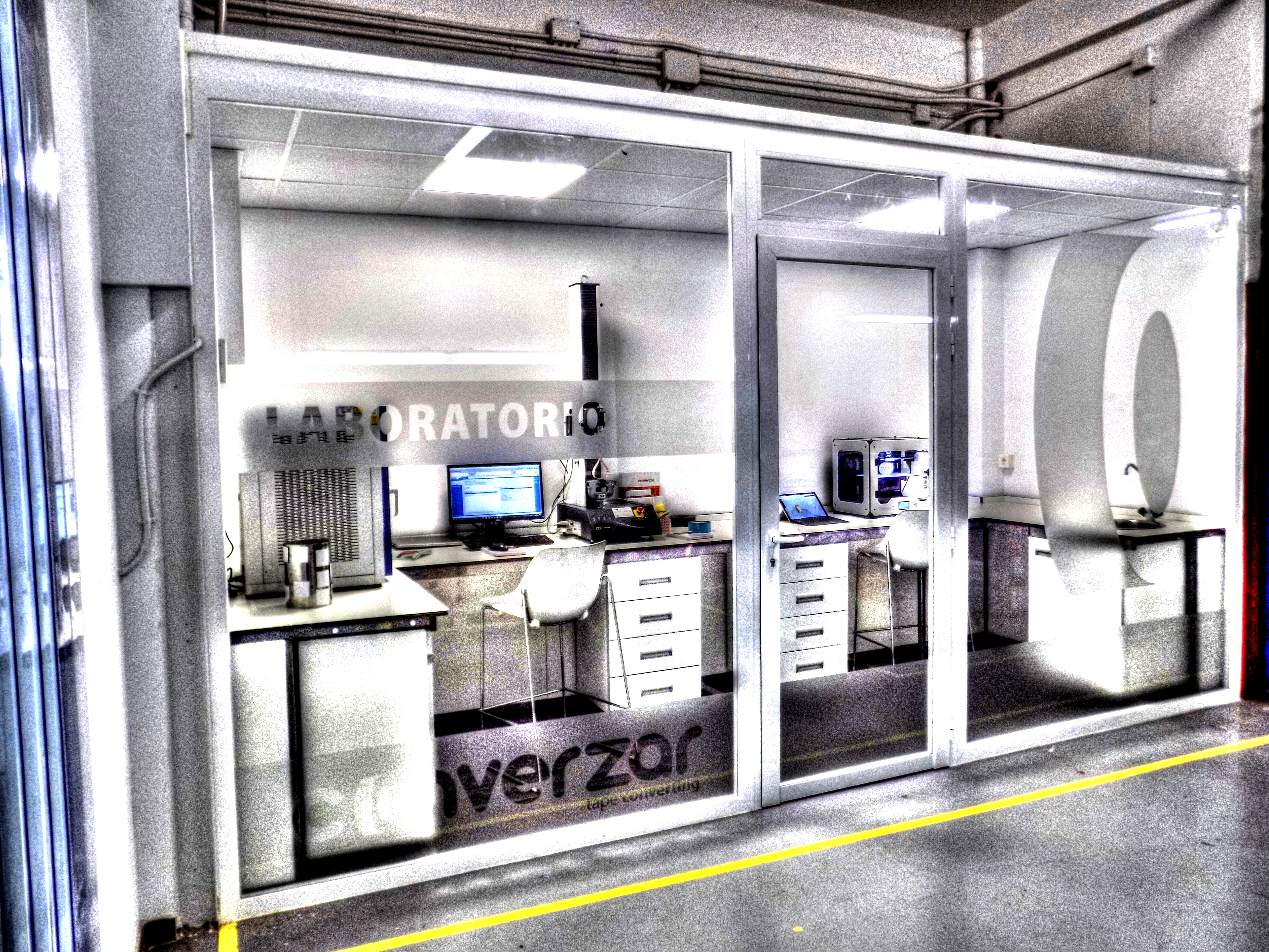 Inauguramos Laboratorio de Control de Calidad Converzar