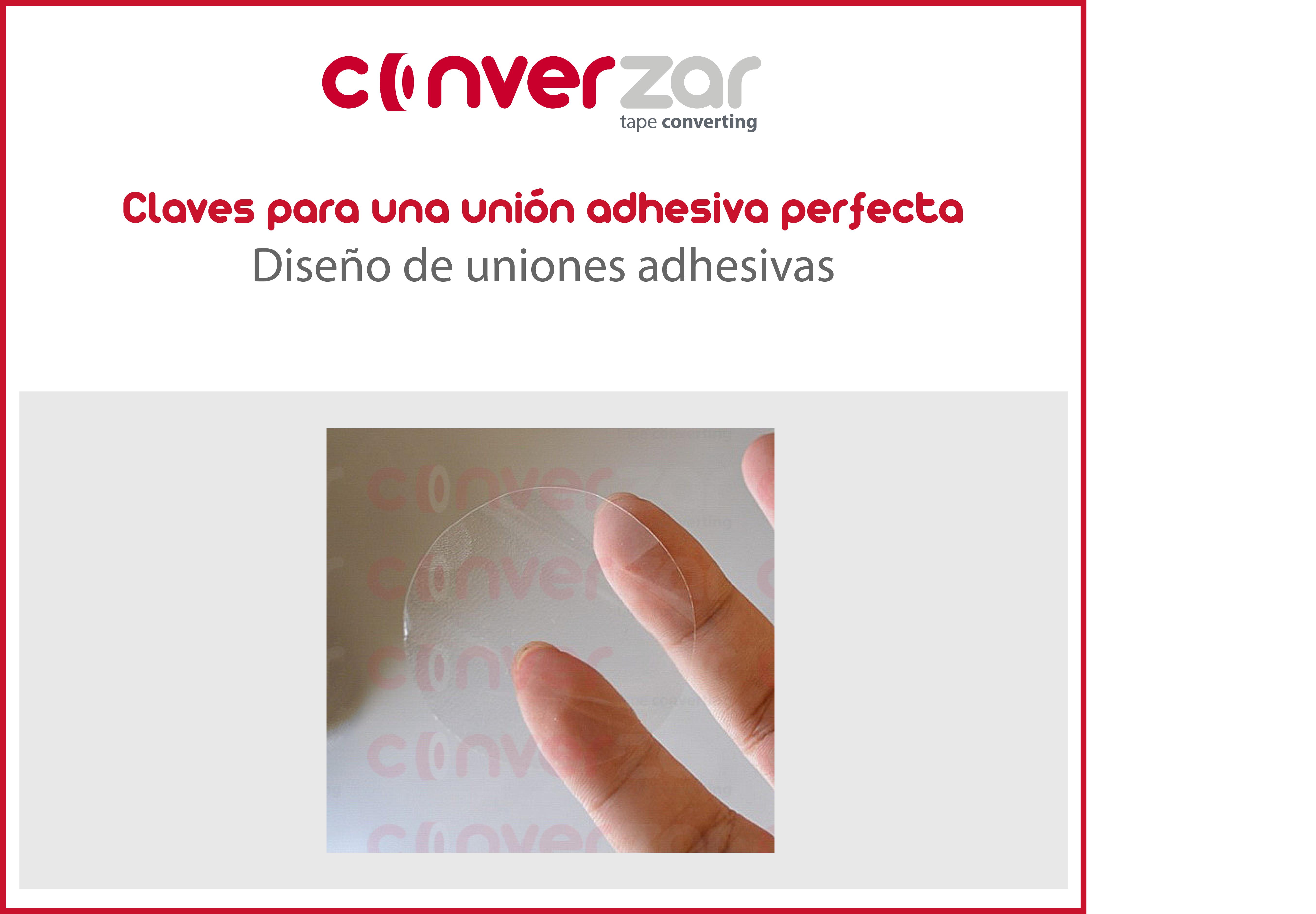 Claves para una unión adhesiva perfecta