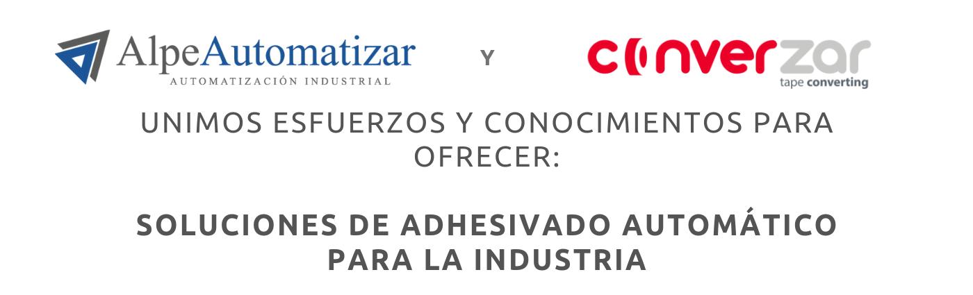 ACUERDO DE COLABORACIÓN ENTRE CONVERZAR Y ALPE AUTOMATIZAR