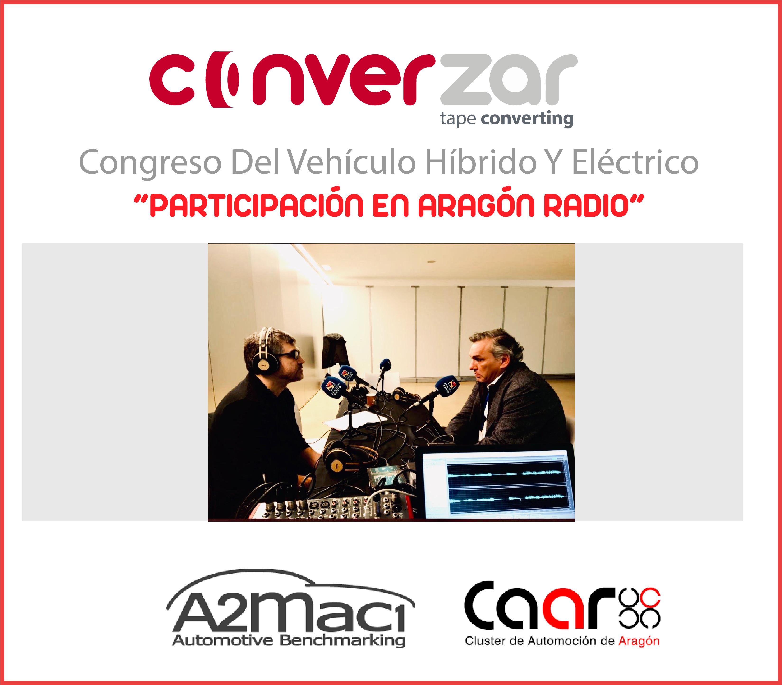 Participación en Aragón Radio